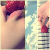 Stawberry by irritabile