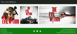 The Evil Within - Icon by Crussong