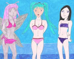 Gutara, Alana, Flutter suits. by Sharidaken