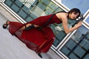 Ada Wong - Resident Evil: 2 by popecerebus