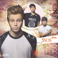 PNG Pack (27) 5 Seconds Of Summer by PS-ID