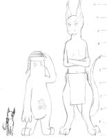 Height Comparison by Nyla-Silverlyth