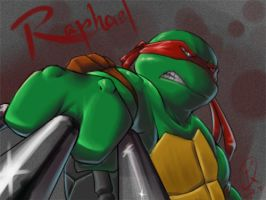 TMNT-Red by tmask01