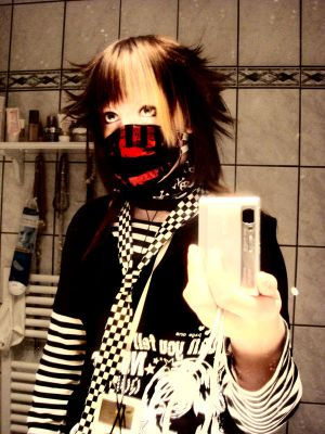 comment se coiffer visual kei