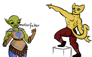 Orc More by TheNoodleGod2012