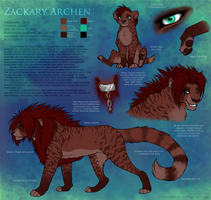 . Zack May09 . by FireofAnubis