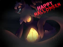 Happy Halloween by HeavenlyCondemned