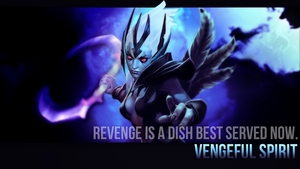 Vengeful Spirit by ImKB