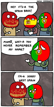 What about Portugal? by DoktorOsterreich