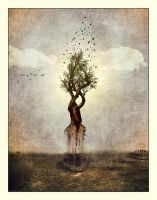 The Last Tree on Earth by HFFK
