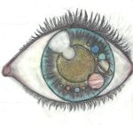 Space in the Eye by anatglo100