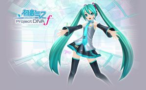 Hatsune Miku : Project DIVA F by EvoXIII