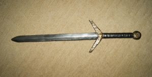 Sword, like a little on the witcher by fiaformulaone