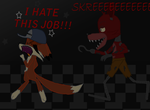 Fox Run by DoodleTheDemon89
