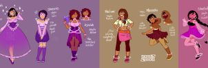 Valentine's request - Sheela's Fusions by Geminine-nyan