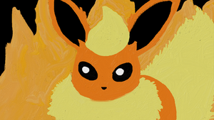 Flareon by Luna459
