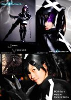BRS: Insane Black Rock Shooter by jycll