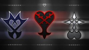 Kingdom Hearts Emblems Wallpaper by Pencil-X-Paper