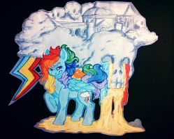 Rainbow Factory *Finished II by GarbageGoddess