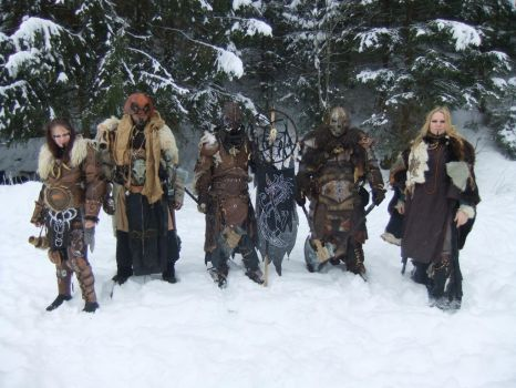Varinger Clan - 01 - 2013 by poisonmilow