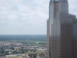 Sheraton Dallas Top floor Shot by Drake09