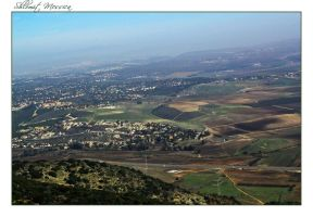 View to Jezreel Valley by ShlomitMessica