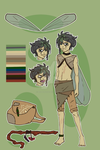 :OPEN: Fly Boy Adoptable by MissMignonne