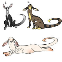 demon-y thing adopts by eco226