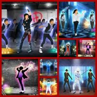 Michael Jackson the experience by BlueRosePetalsQueen