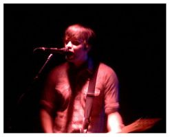Death Cab For Cutie by tearusapart