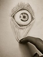 Open your eyes like I open mine by ViviMaslow