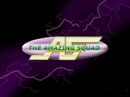 The Amazing Squad by Jesterman