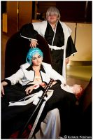 Bleach: He's Dead by CosplayerWithCamera