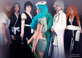 Bleach by Niharuu