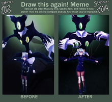Before And After Meme by anniberri