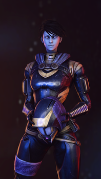New Year, New Tali (Version 2) by Spartanburger