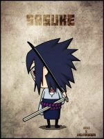 Team Snake: Sasuke by lifelessdeath