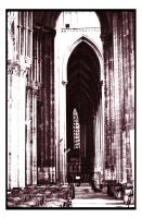 Cathedral in Rouen III by webgoddess