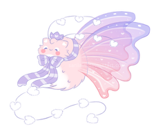 Commission: Custom Kitterpillar (#5) Mimiero by Sarilain