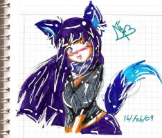 Hinata is a SeXy wOlF XD by harusparrow14