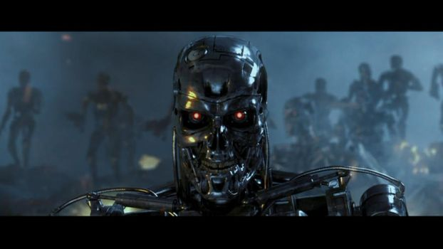 T800 locked on by 2bad4u2day