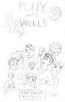 PmW dvd cover (CONCEPT SKETCH) by no1cool