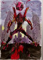 Eva Unit-01 by Fredhild