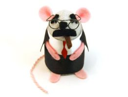 Groucho Marx Mouse by The-House-of-Mouse