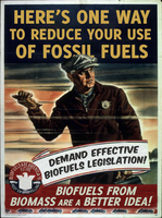Here's One Way to Reduce Your Use of Fossil Fuels by poasterchild
