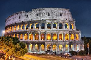 Coliseum by russinov