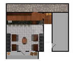 Seventh Heaven Floor Plan - Main Floor by Strifegirl