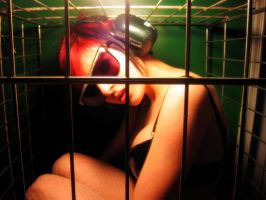 Caged 1 by gesmodel