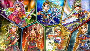 Superstar Girls Ultimate by Rossally