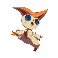 Binary Victini by TheBoogie